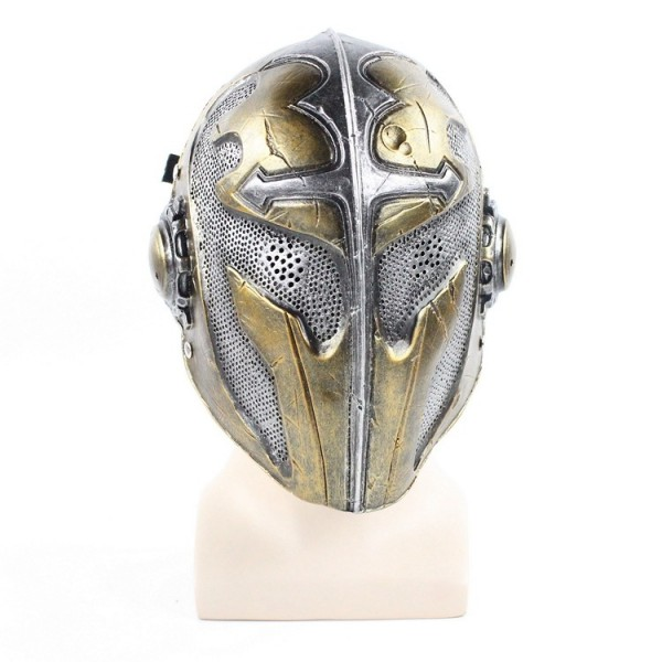 Assassin S Creed Templar Order Mask Tactical Airsoft Wire Mesh